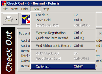 Configure Printing in Polaris | SHARE